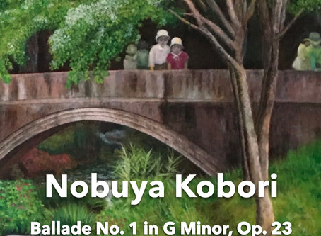 30th July 2020 Today's Nobuya Kobori New Release Album & YouTube BGM