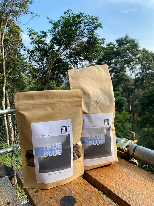 True Blue Coffee Bean 500g