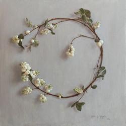 Snowberry Wreath