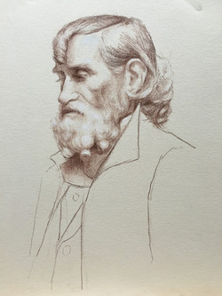 Sketch of Freddie