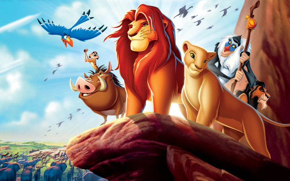 HAPPY 20TH TO THE LION KING!
