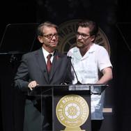 Jonathan McHugh Presenting at the 9th Annual GMS Awards