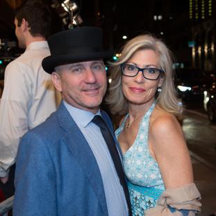 Rich Wyman & Lisa Needham