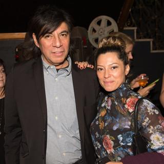 Samuel Diaz & Patricia Joseph