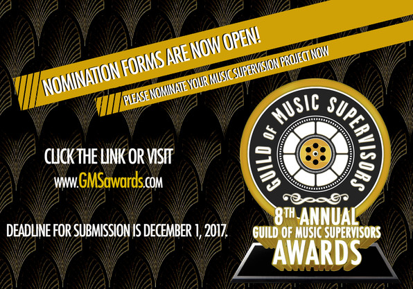8th Annual GMS Awards NOMINATIONS ARE NOW OPEN! (Closed Dec 1)