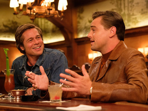 BILLBOARD: 'The Irishman' & 'Once Upon a Time in Hollywood' Among Guild of Music Supervisors