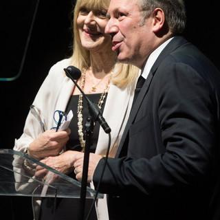 Becky Mancuso-Winding & Hans Zimmer