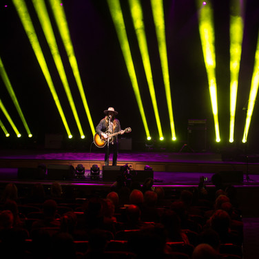 Lukas Nelson Performing at the 9th Annual GMS Awards