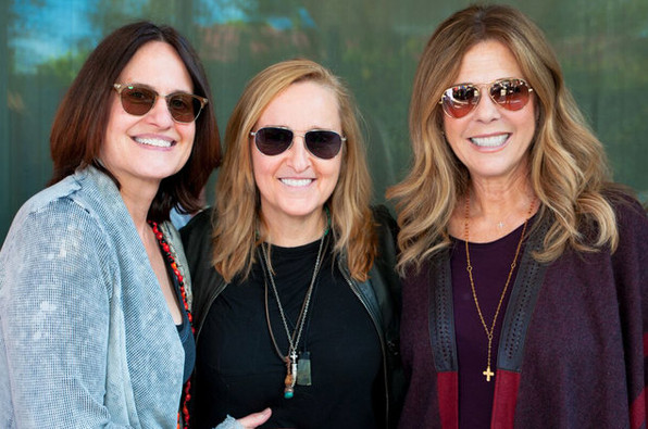 Women in Film Launches Music Committee With Help From Melissa Etheridge & Rita Wilson (Billboard