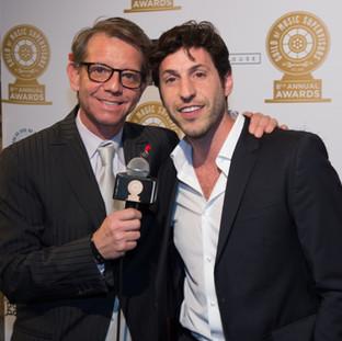 "Jonathan McHugh & Greg Cahn (Nominated Music Supervisor - ""Sun Records"")"
