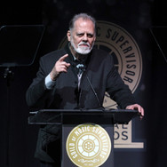 Taylor Hackford introducing Joel Sill for the Legacy Award