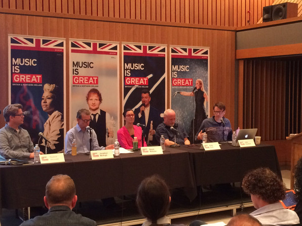 Top Music Supervisors Talk Music For Film, TV, Games, & Trailers For #syncmission UK Panels At C