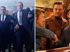 HOLLYWOOD REPORTER: 'Irishman,' 'Once Upon a Time' Among Nominees