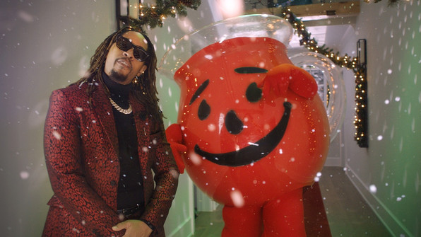 AdWeek: Lil Jon and Kool-Aid Man Dropped a Christmas Track That's Insane, Amazing and Addictive