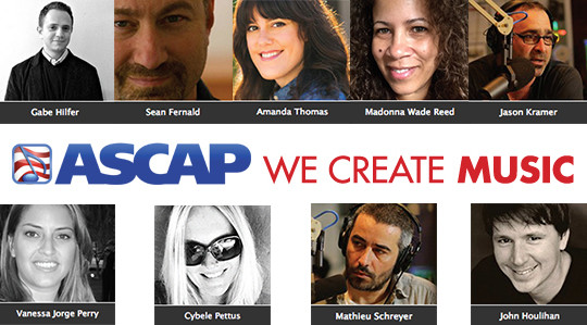 ASCAP: MUSIC SUPERVISORS SOUND OFF ON GETTING YOUR MUSIC INTO FILM/TV