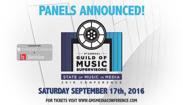 GMS State Of Music In Media Conference 2016