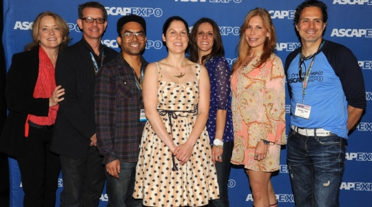 GMS AT ASCAP EXPO