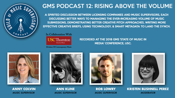 GMS Podcast 12: Rising Above The Volume