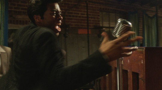 """""""GET ON UP"""" FILM RECREATES THE JAMES BROWN SOUND"""