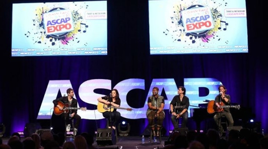 """GUILD OF MUSIC SUPERVISORS AT ASCAP """"I CREATE MUSIC"""" EXPO"""