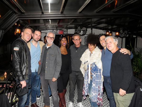 GMS and Association of Music Producers  Mixer in NYC