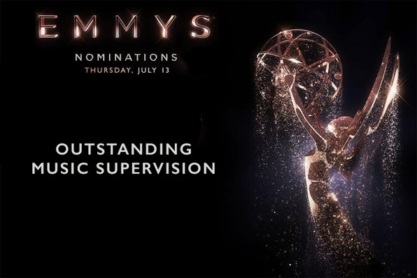 OUTSTANDING MUSIC SUPERVISION EMMY NOMINEE LIST 2017