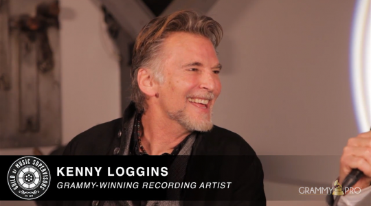 KENNY LOGGINS AT THE GUILD OF MUSIC SUPERVISORS AWARDS 2015