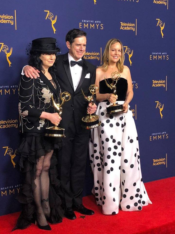 Outstanding Music Supervision Emmy Winners