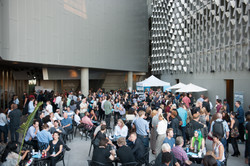 Outside Terrace at Emerson
