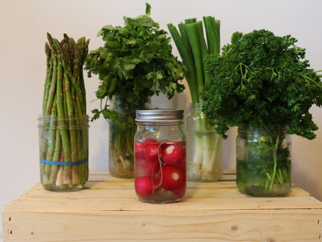 HOW I REDUCED THE FOOTPRINT OF MY DIET BY 63% - WITHOUT GOING VEGAN
