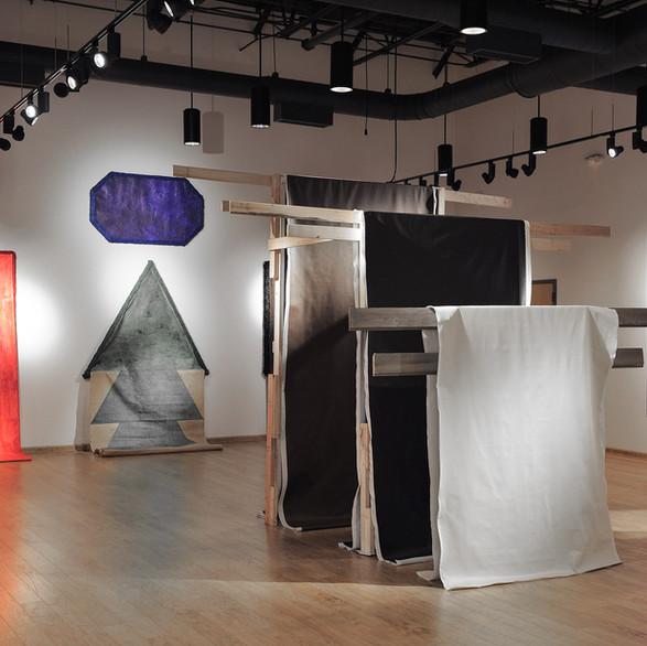 Solo Exhibition at Atlanta Aviation Contemporary Art Center