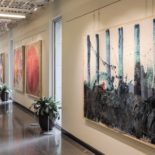 Solo Exhibition at 1740: Richness Through Daily Cultivation