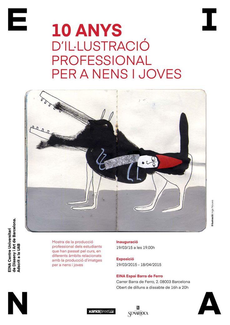 Eina 20th anniversary poster