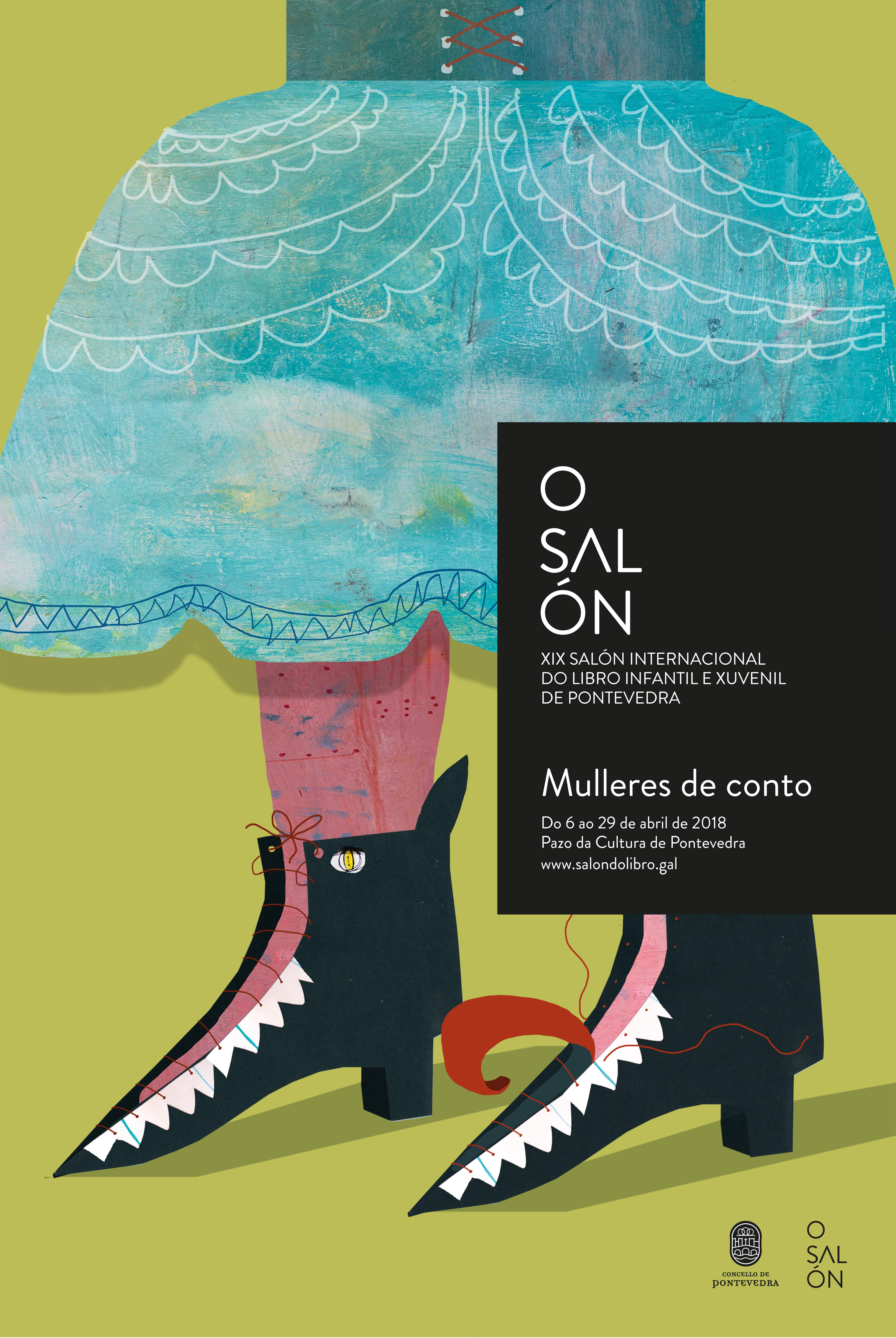 Finalist Poster O Salon Pontevedra