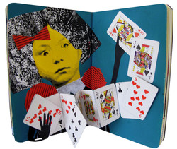 Alice deck of cards