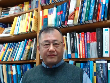 巳波弘佳・副学長(工学部教授)がIBM社主催のグローバルイベント「Think 2021」で登壇