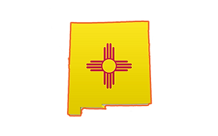 New Mexico map stroked.png