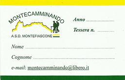 Iscriviti a Montecamminando a Montefiascone. Scheda adesione Montecamminando