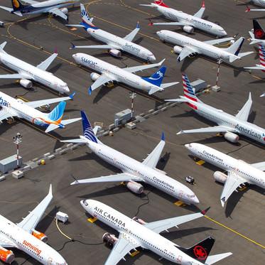 La FAA propuso cambios en el diseño del Boeing 737 MAX