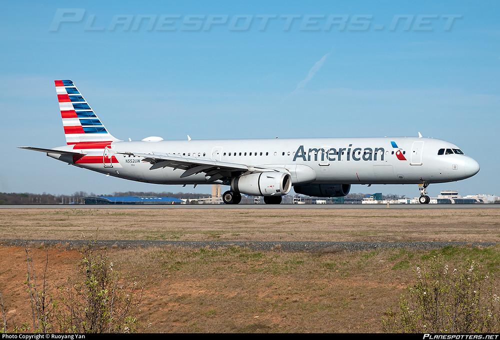 A321 landing // Planspotters.net