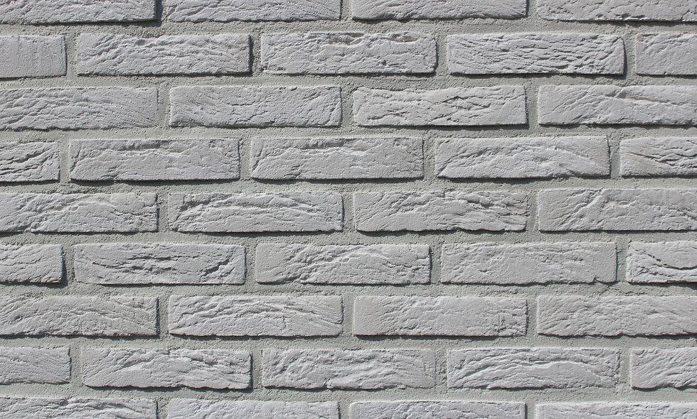 Плитка Loft Brick Стара Прага 01 Білий 209x49 мм