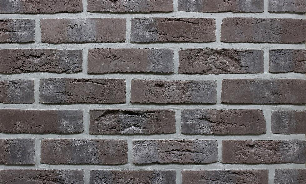 Плитка Loft Brick Бельгийский 041 Червоно-коричневий 240x71 мм