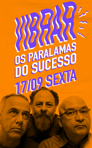 OS PARALAMAS DO SUCESSO - 17/09