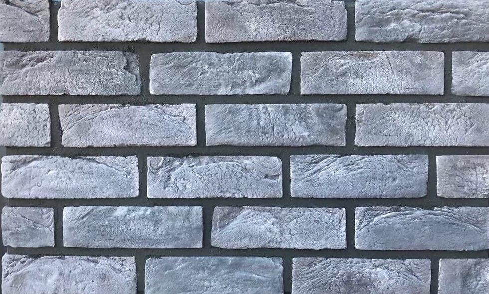 Плитка Loft Brick Йорк Світло-Сірий 210x65 мм