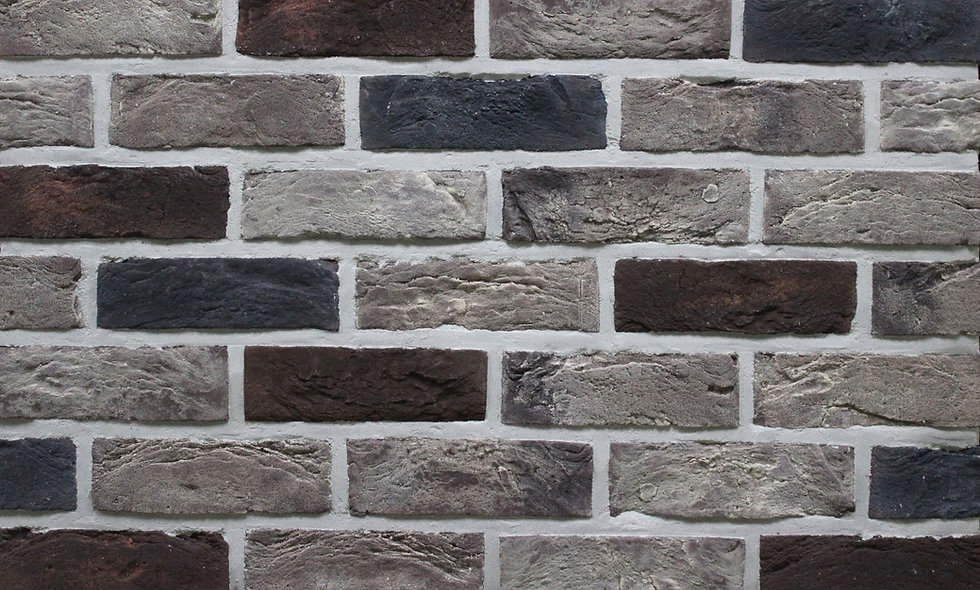 Плитка Loft Brick Челсі Червоно коричневий з підпалинами 210x65 мм