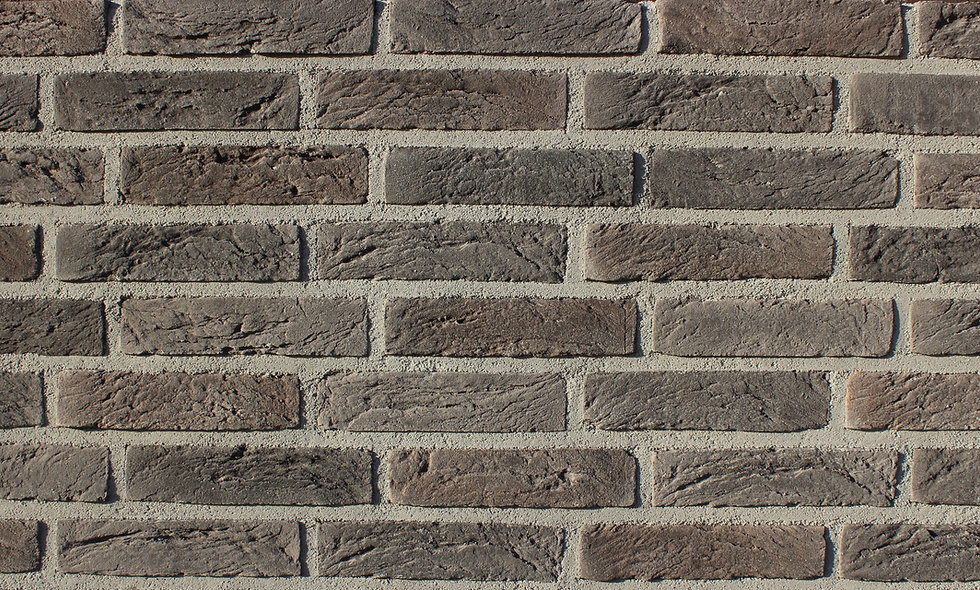 Облицювальна плитка Loft Brick Стара Прага 04 Сірий 209x49 мм