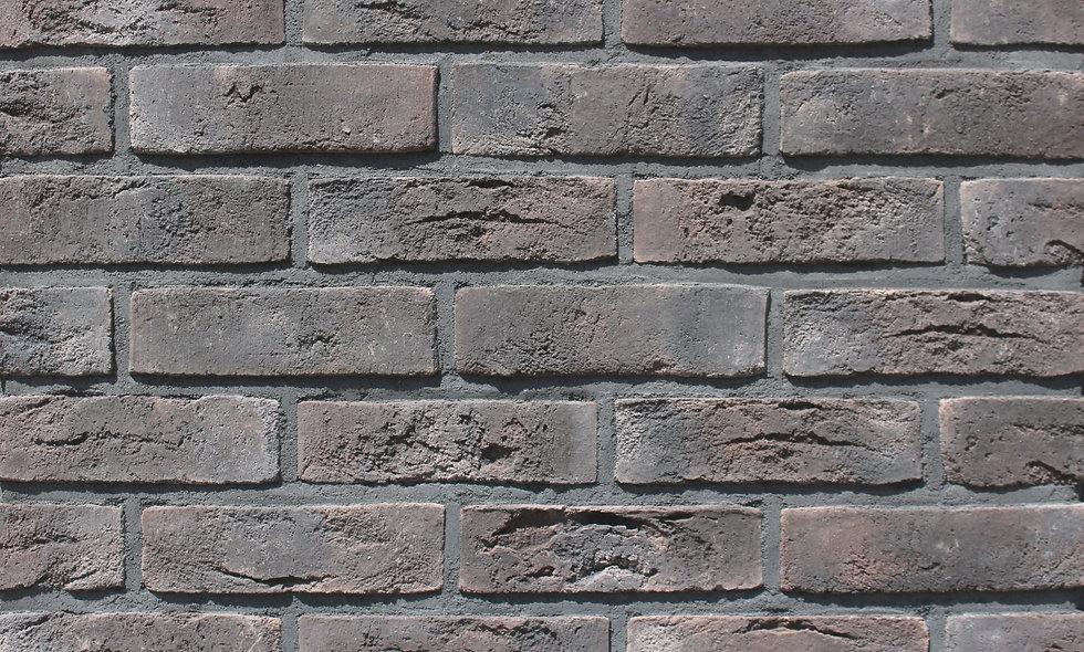 Плитка Loft Brick Бельгійський 04 Коричневий з підпалом 240x71 мм
