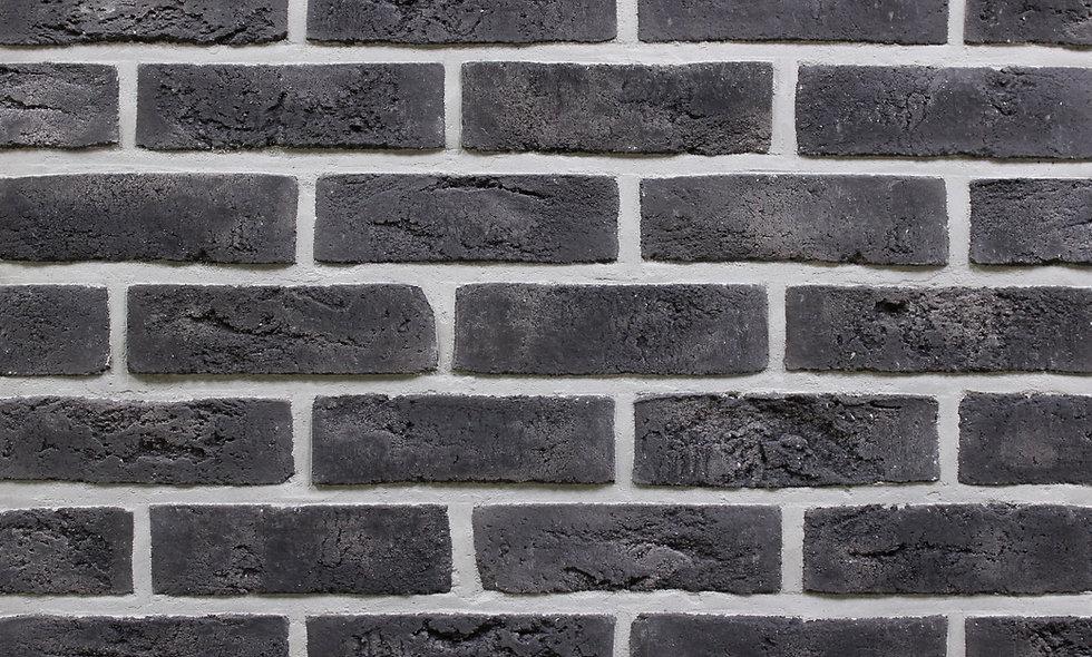 Плитка Loft Brick Бельгійський 05 НС Графітовий 240x71 мм