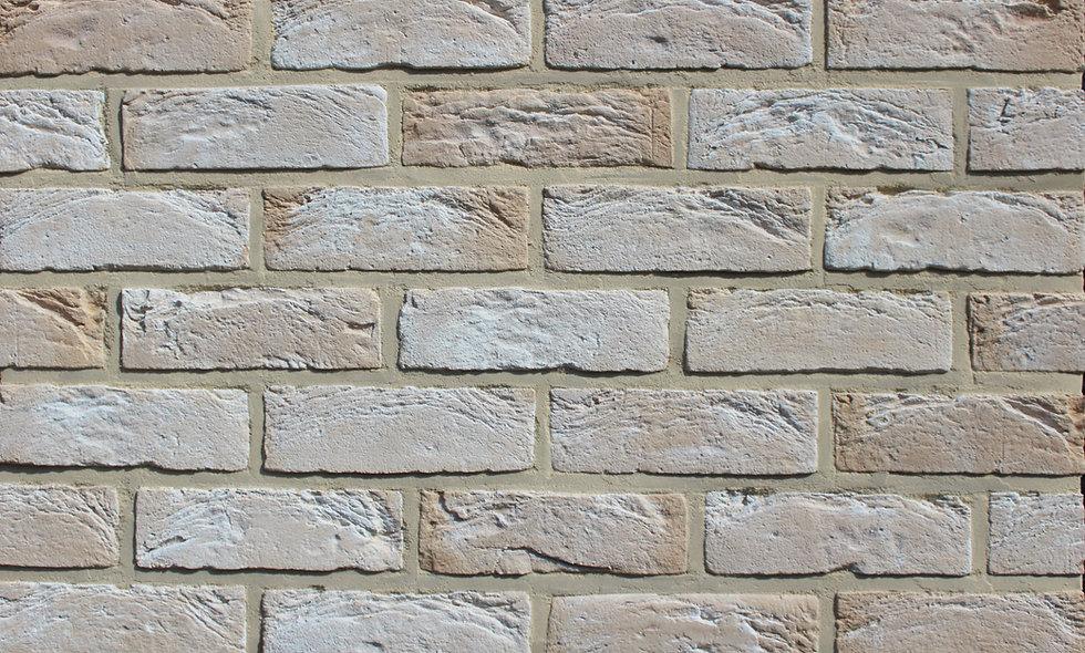 Плитка Loft Brick Кремона Світло-кремовий 210x65 мм