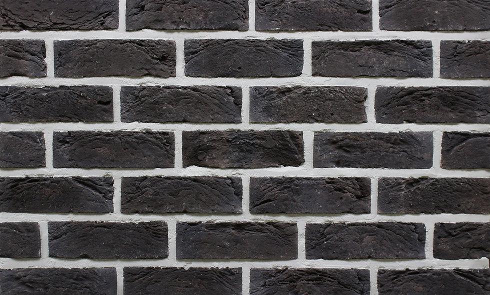 плитка Loft Brick Манхетен 30 Темно-коричневий 210x65 мм